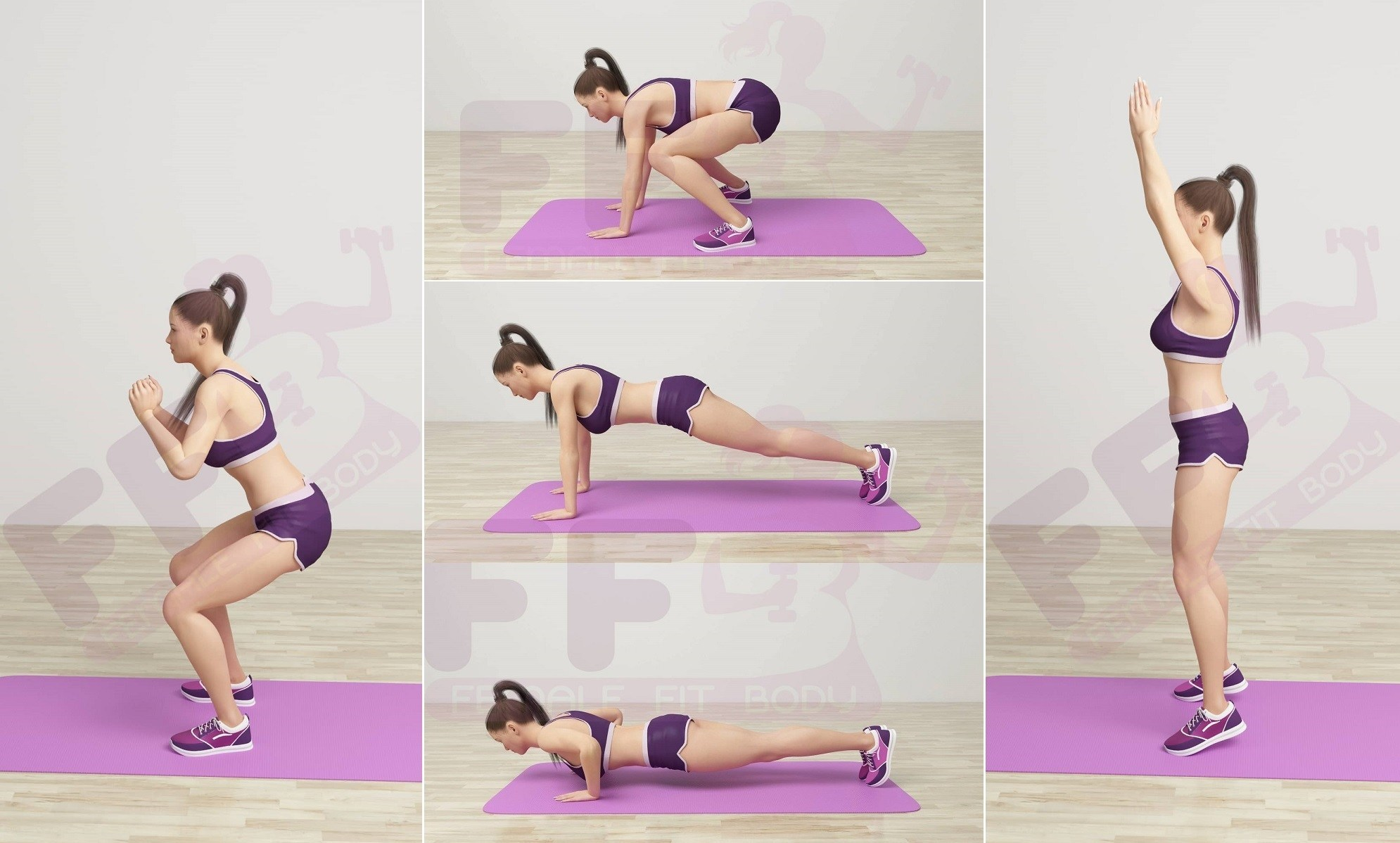 This 30 Day Challenge Can Help You Get Rid Of Your Muffin Top
