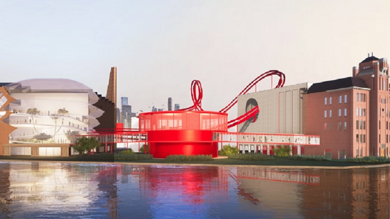 Amsterdam is Getting a Willy-Wonka Style Chocolate Factory ...